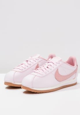 check out f3a3f 22dba Nike Sportswear CLASSIC CORTEZ LUX - Sneakers laag - pearl ...