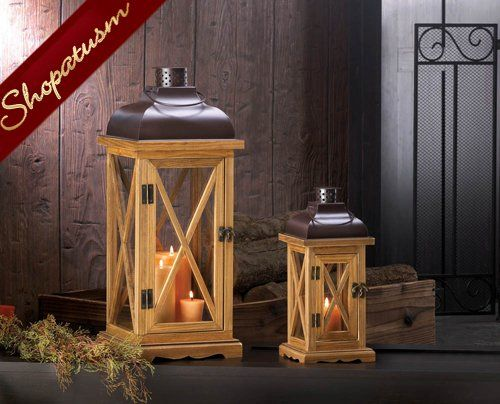 Small Candle Lanterns Bulk In 2020 Wood Candle Lantern Lantern Candle Decor Table Candle Lanterns