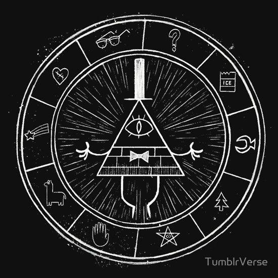 meet bill cipher wheel