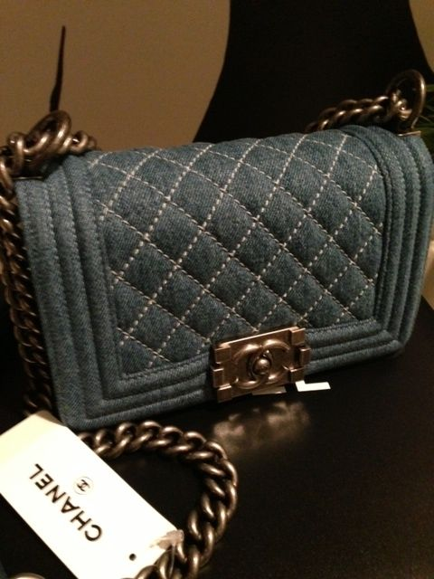 60203d69a4c75a What are your thoughts on chanel boy bag in denim? - Page 2 - PurseForum