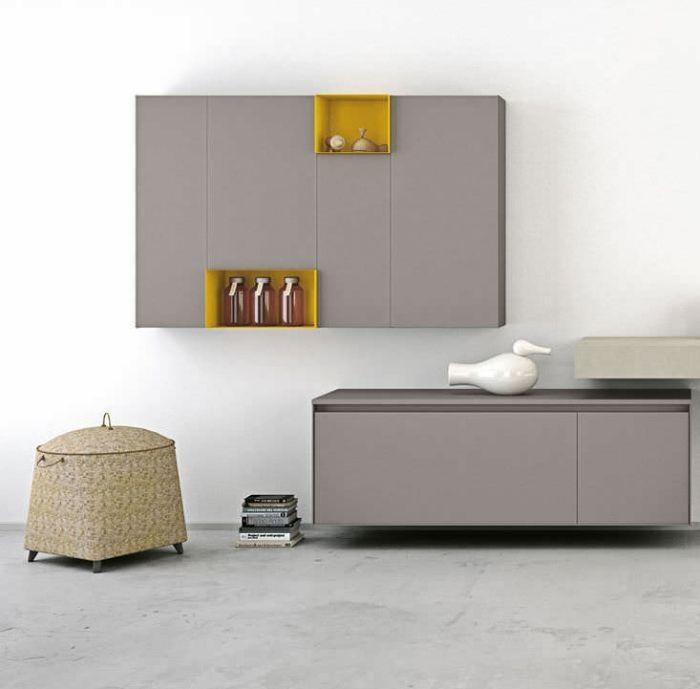 Kleines badezimmer gestalten beistelltisch wandfarbe