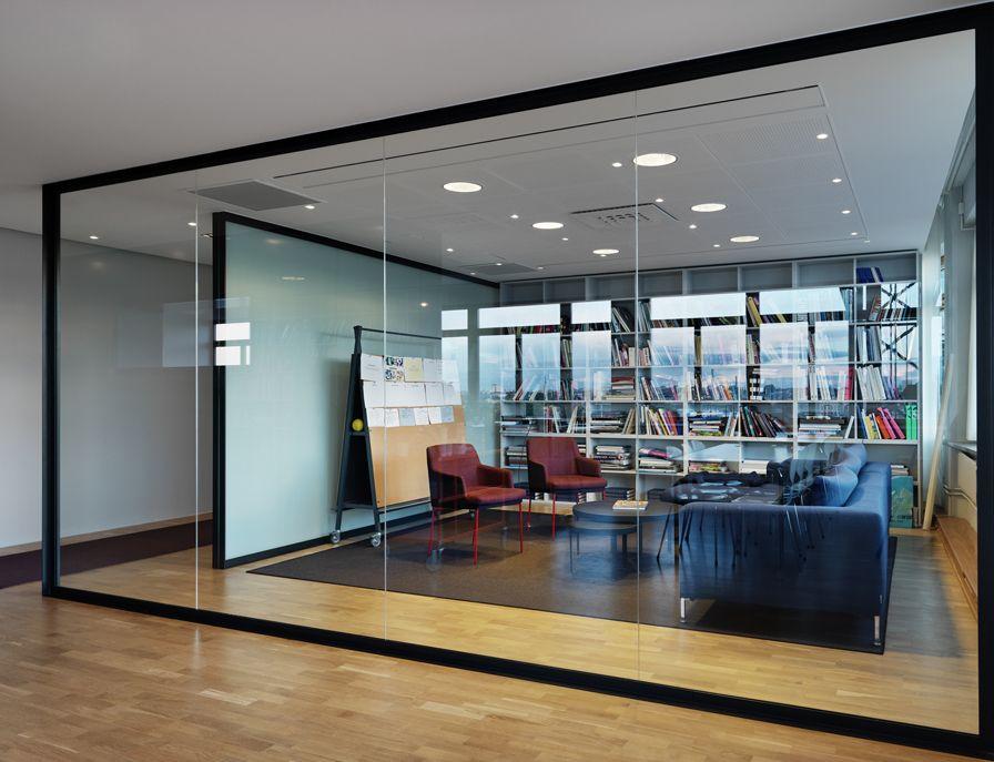 Pin de mariana ruiz en oficinas pinterest oficinas y ideas for Diseno de oficinas corporativas