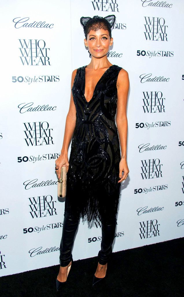Nicole + Richie Stars Wear Event Hollywood