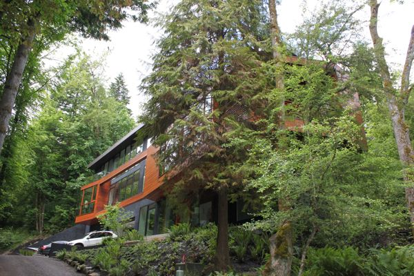 Filming Locations For The Twilight Movie Cullen House