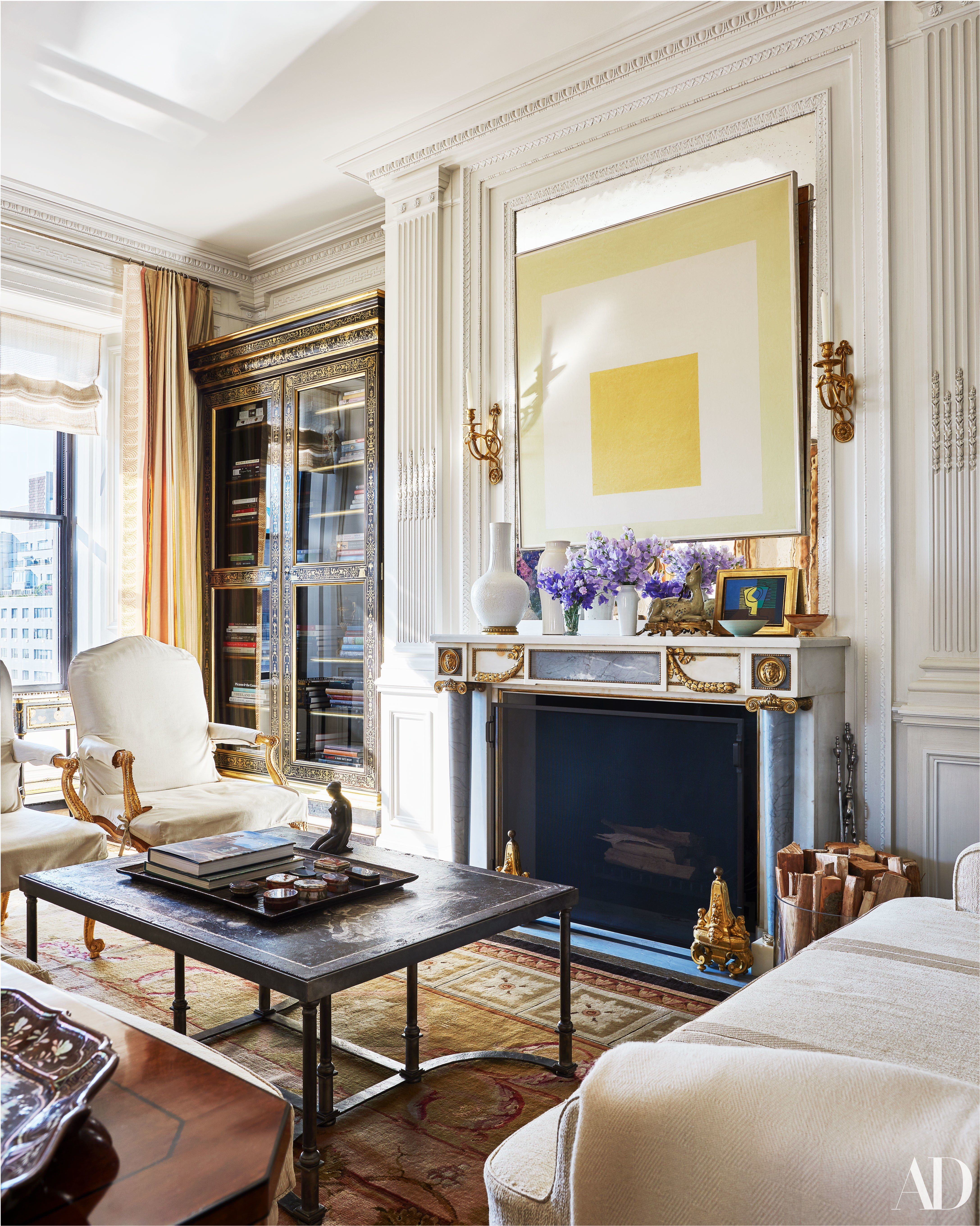 Get the Glamorous Look of this Upper East Side Apartment ...