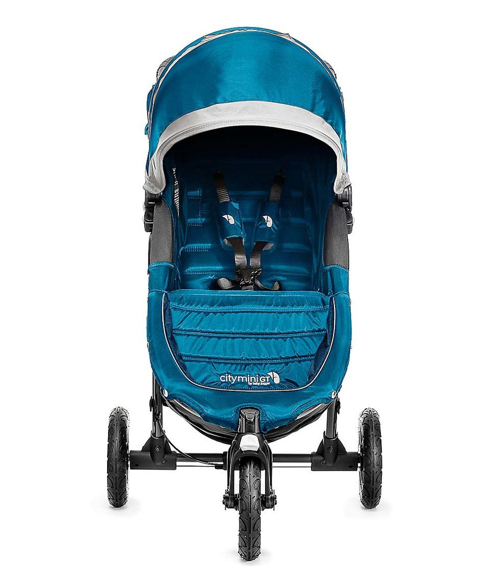 Take a look at this Baby Jogger Teal & Gray City Mini GT