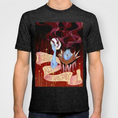 Baby (Bobby Alt) T-shirt by DBatsheva for Bobby Alt - $22.00
