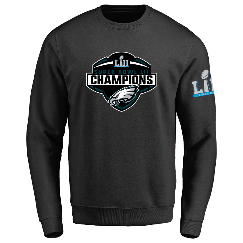 quality design 41e20 2a702 Men's Philadelphia Eagles Super Bowl LII Champions Design ...