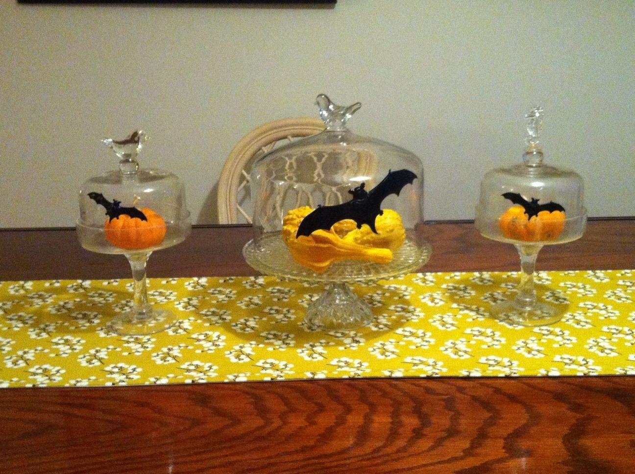 Halloween centerpiece.