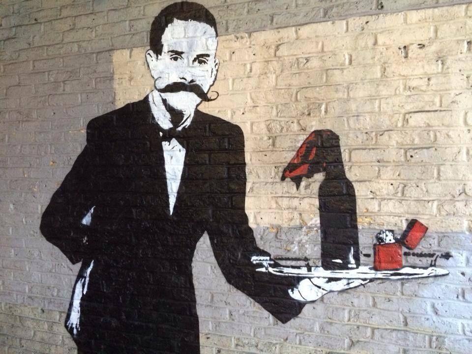 Trust Icon -  Street art