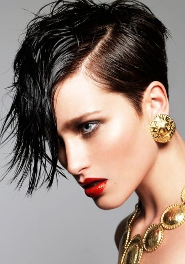 50 Popular Funky Hairstyles For Girls Hair Styles 2014 Funky Hairstyles Trendy Short Hair Styles