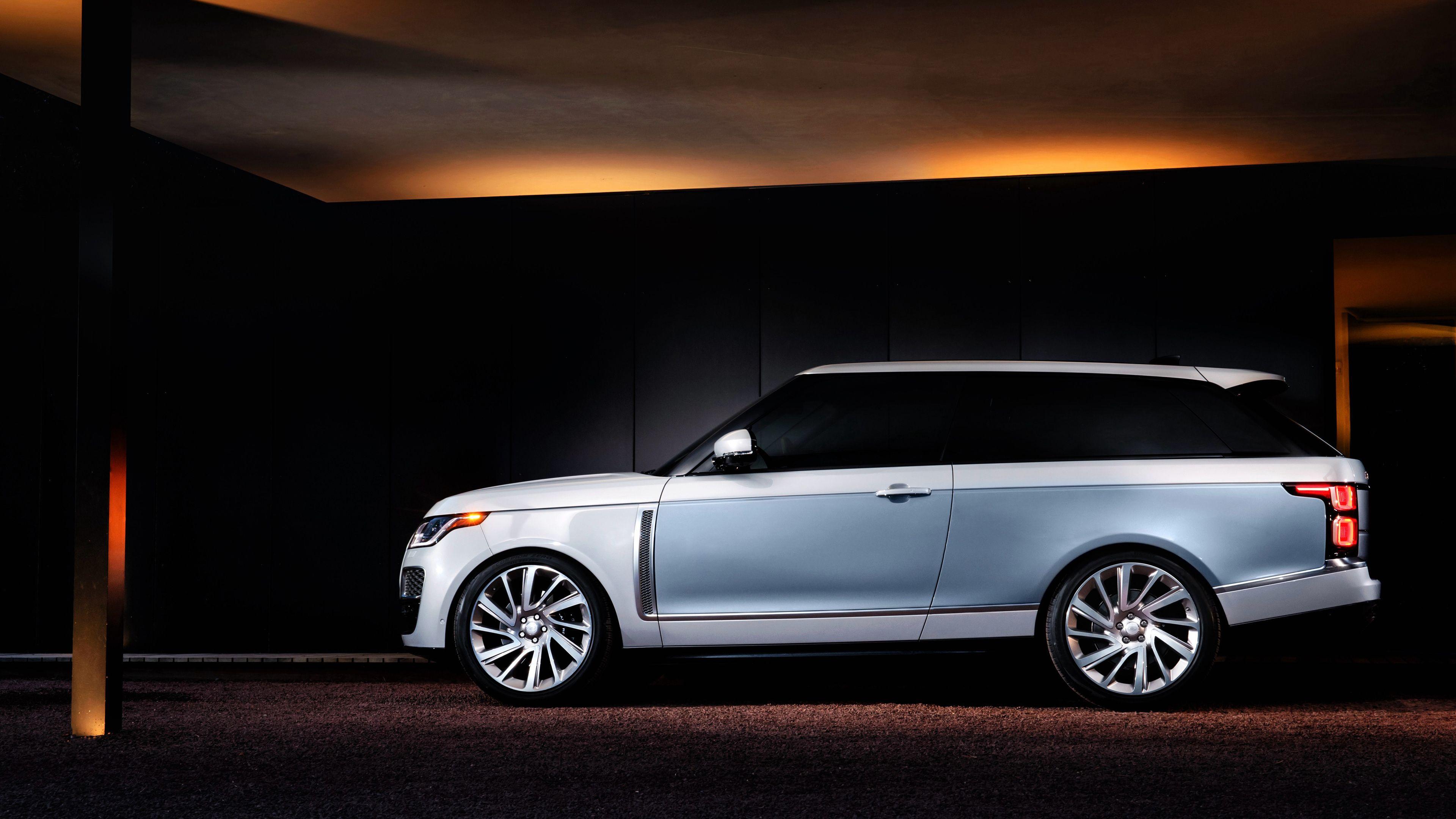 2019 Range Rover Sv 4k Range Rover Wallpapers Range Rover