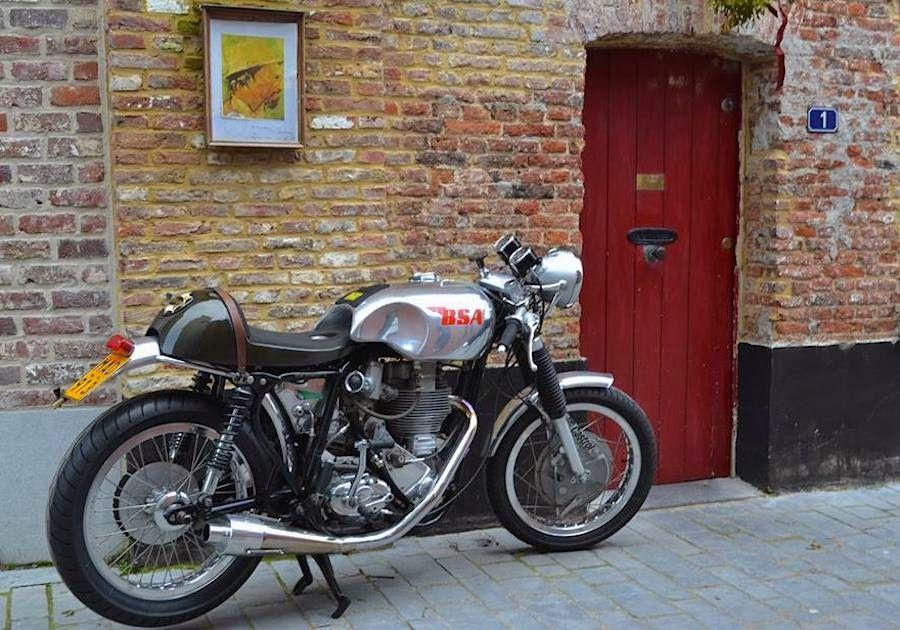 Bsa Goldstar Cafe Racer Cafe Racer Cafe Racer Triumph Cafe Racer Cafe Racer Motorcycle