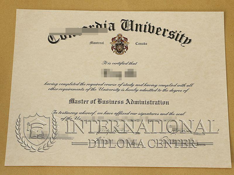 concordia university diploma concordia university degree