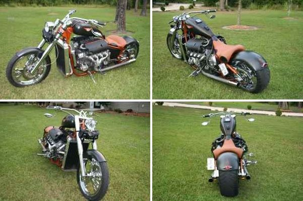 Swap Insanity Ls1 Powered Chopper For Sale On Craigslist Lsxtv Choppers For Sale Chopper Craigslist