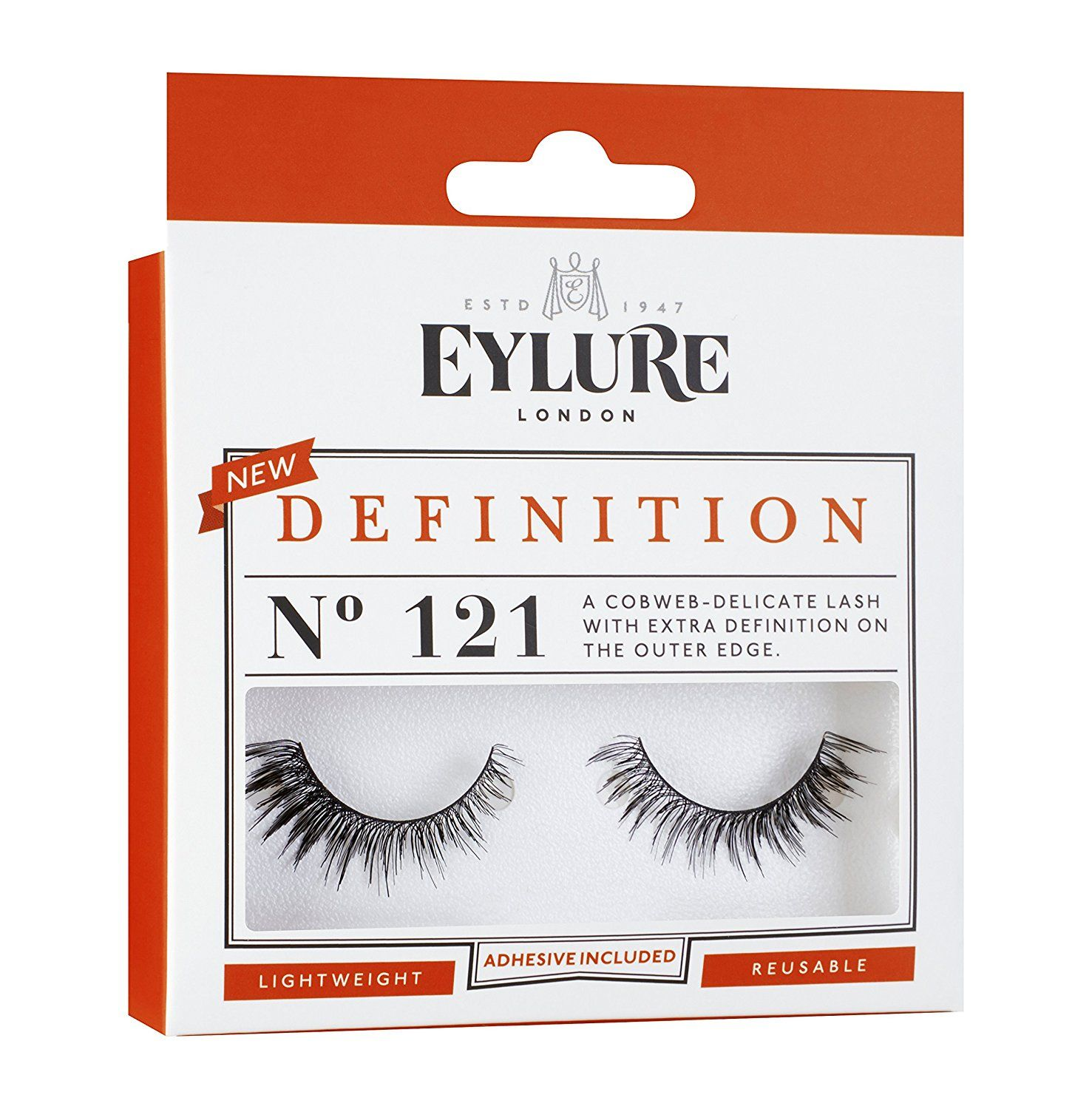9d368ca6321 Eylure Strip Lashes Definition Number 121: Amazon.co.uk: Beauty ...