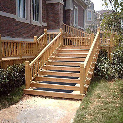 Best 8 Non Slip Safety Step Tapes Wood Stair Treads Sticker 80 400 x 300