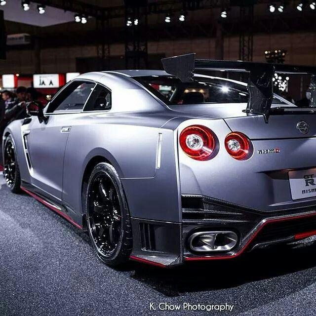 I wantz...Nismo GT-R