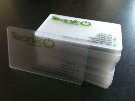 Paper Or Plastic For Your Business Cards Plastic Business Cards Business Cards Printing Business Cards