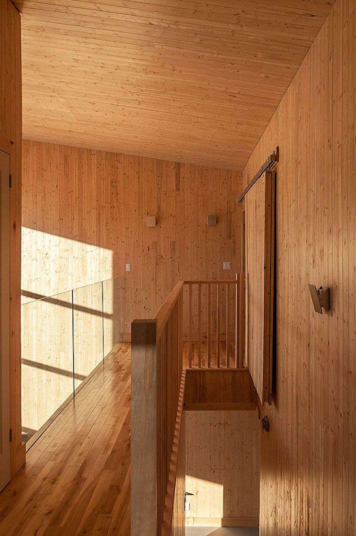 A Quebec Cabin For A Carpenter, Courtesy Of Atelier Lu0027Abri