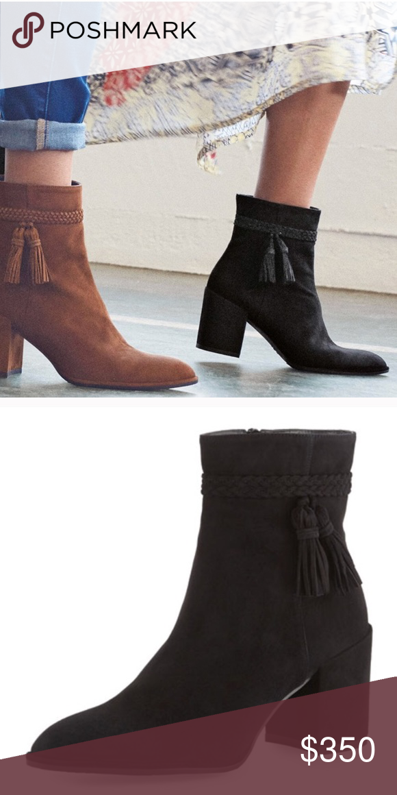 ec73226c5c10 Stuart Weitzman Booties🎀 Super cute! And perfect fall pair Stuart Weitzman  Shoes Ankle Boots & Booties