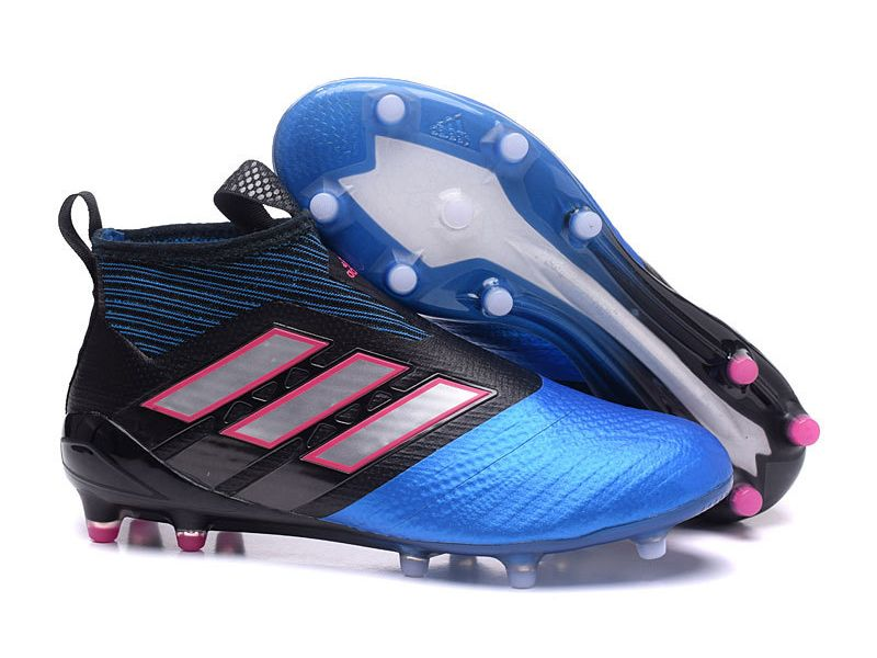 e18d70e9 ... cheapest wear like iron adidas ace 17 purecontrol firm ground blue  black soccer cleats 1f86e 7886d