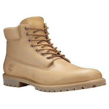 7f8cd0398777 Timberland 6 Inch Premium Waterproof Mens Boots Natural tb0a1jjb 9 DM US --  More info could be found at the image url. (This is an affiliate link)   ...