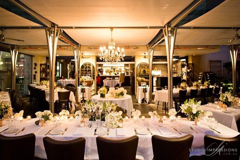 Tattersalls Club Brisbane Wedding Venue