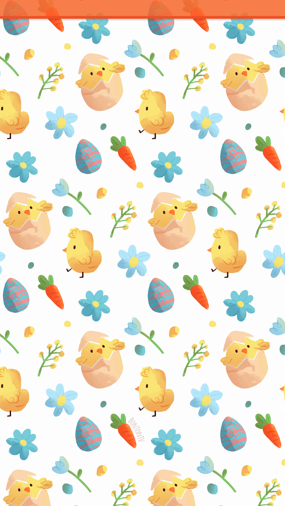 Hd Easter Phone Wallpapers By Bonton Tv Free Backgrounds 1080x1920 Wallpapers Iphone Smartpho Iphone Wallpaper Easter Easter Wallpaper Easter Backgrounds