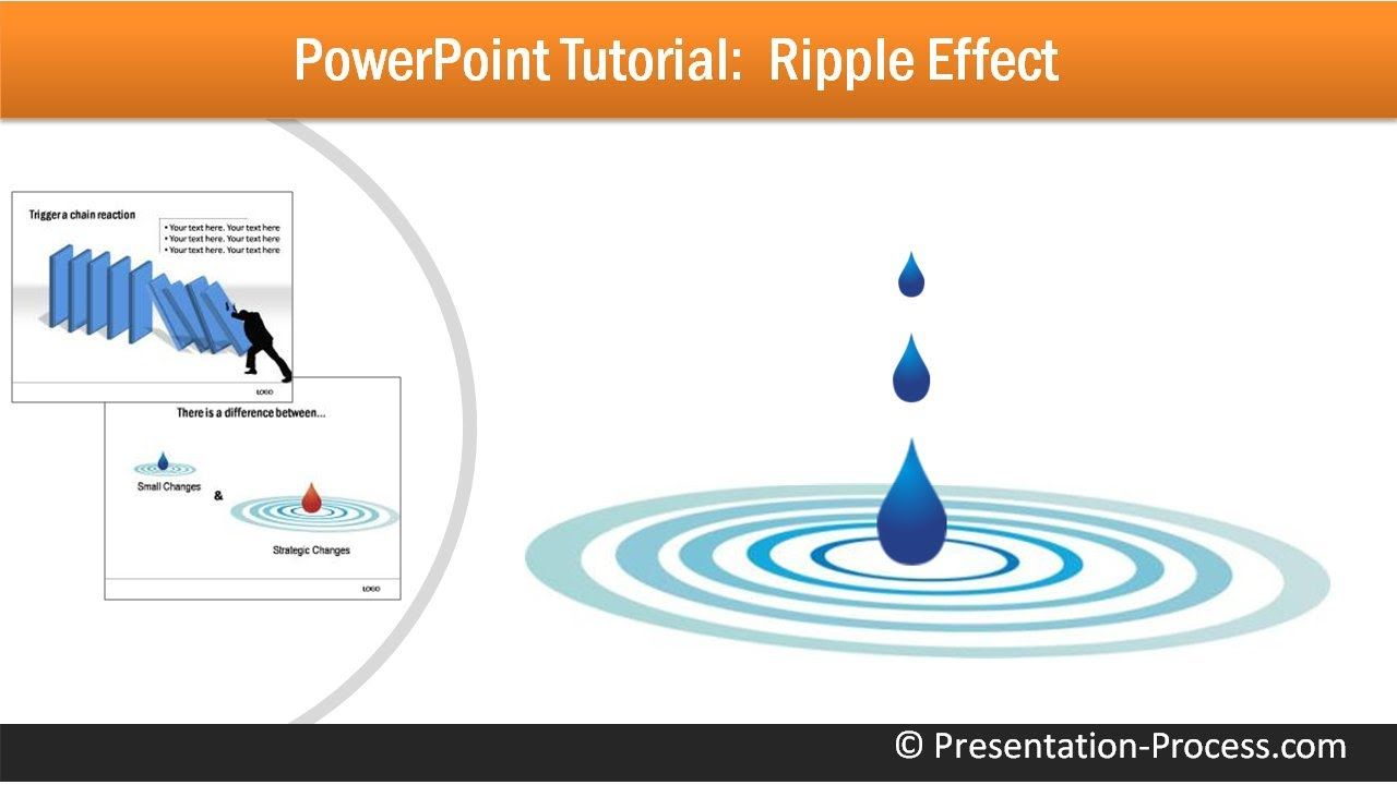 How to create ripple effect diagram in powerpoint consulting model how to create ripple effect diagram in powerpoint consulting model tutorials 4 youtube ccuart Gallery