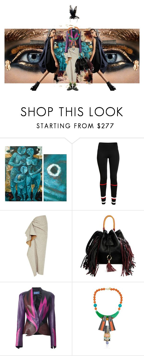 """sssss,,,,...."" by azzow ❤ liked on Polyvore featuring NOVICA, Antonio Berardi, Givenchy, Rosie Assoulin, Sara Battaglia, Thierry Mugler, Katerina Psoma and Kenneth Jay Lane"