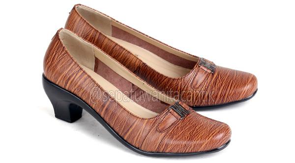 Jual Model Sepatu Kerja Wanita/Sepatu Pantofel Perempuan
