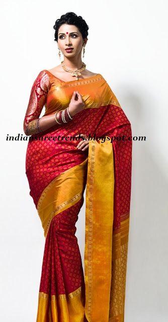 6cb7eb33e3345 Latest Traditional and Designer Sarees  Nalli Silks Bridal and Wedding Silk  Sarees