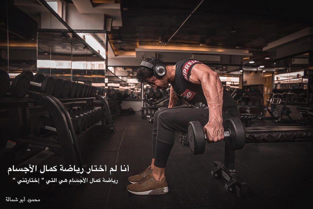 Mahmoud Abushamaleh On Instagram أنا لما اختار رياضة كمال الأجسام رياضة كمال الأجسام هي التي اختارتني Iamzlatanibrahimovic مش لحالگ بت Concert Experience