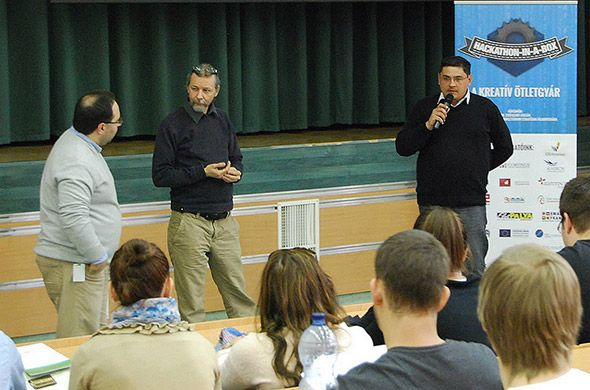Mobilna aplikacija za medije varaždinskog razvojnog tima ConnectiGo pobjednik je natjecanja poslovnih ideja u mađarskoj Nagykaniszi, pod nazivom PEN Hackathon-In-Box. ConnectiGo proglašen je od strane međunarodnog žirija za poslovnu ideju s najvećim potencijalom na međunarodnom tržištu u konkurenciji tridesetak predstavljenih projekata i ideja u različitim fazama razvoja.