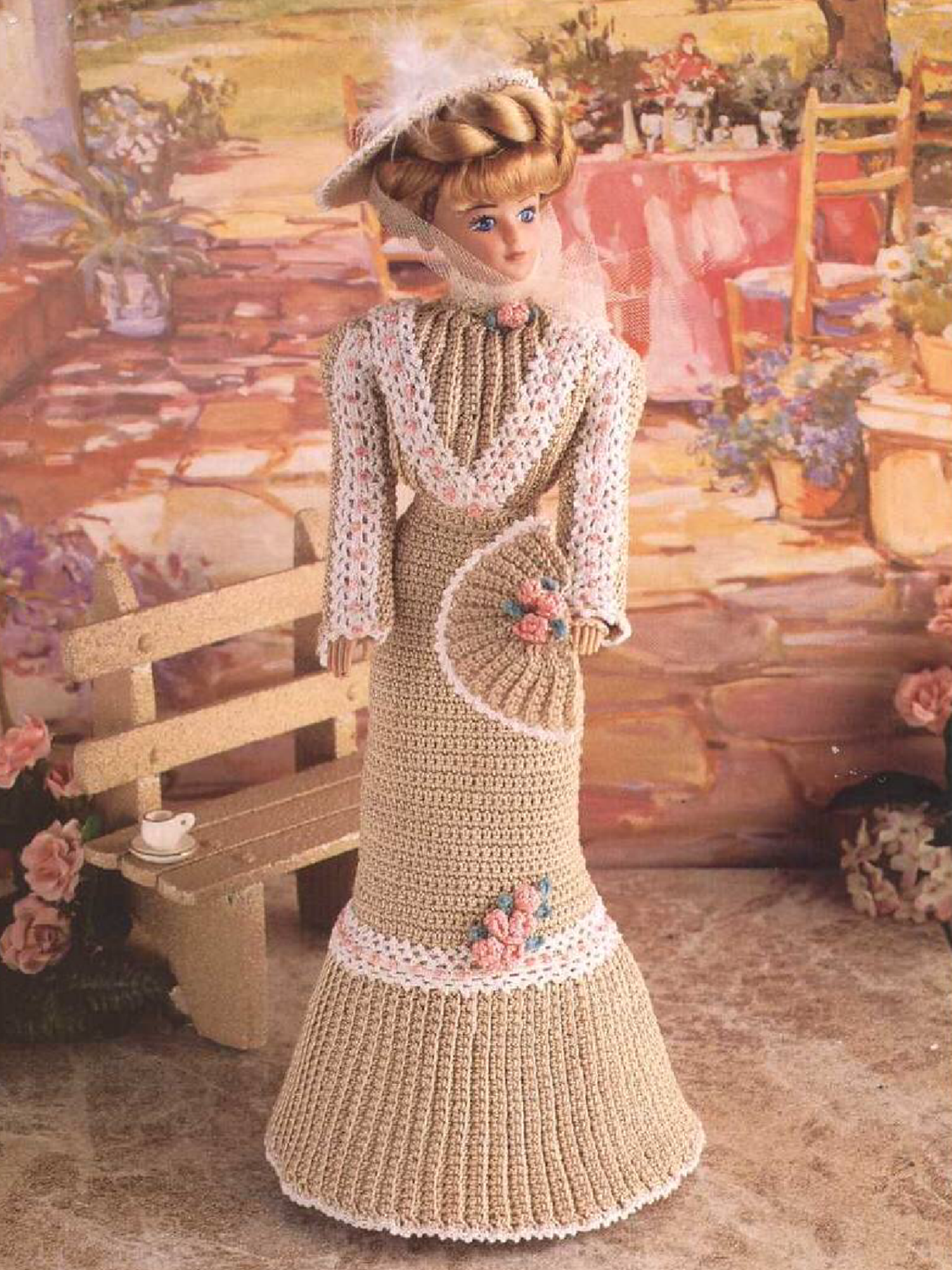 Pin by Candy on CrochetCostume ball dresses Barbie