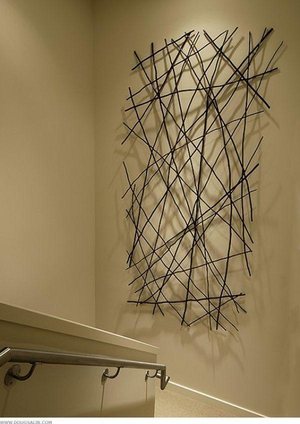 Neue Möglichkeiten, Kunst in einem Raum zu nutzen - Dekoration Data #twigart