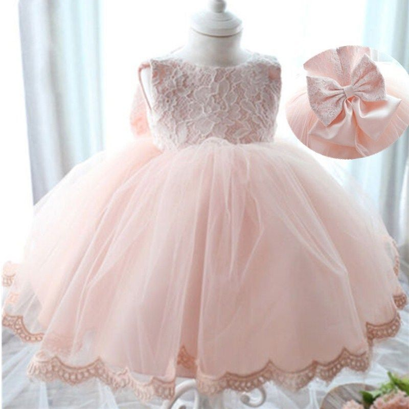 53a556978446 Vintage Flower Girls Dresses Children Party Ceremonies Clothing ...