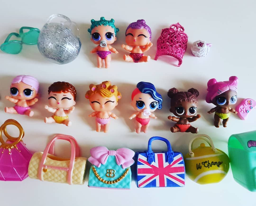 My Lol Surprise Lil Sisters Collection So Far Who Is Your Favourute