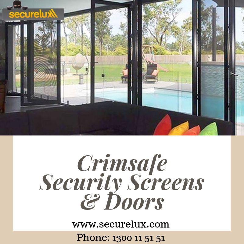 Crimsafe Windows Security Doors Security Screen Door Screen Door Security Screen