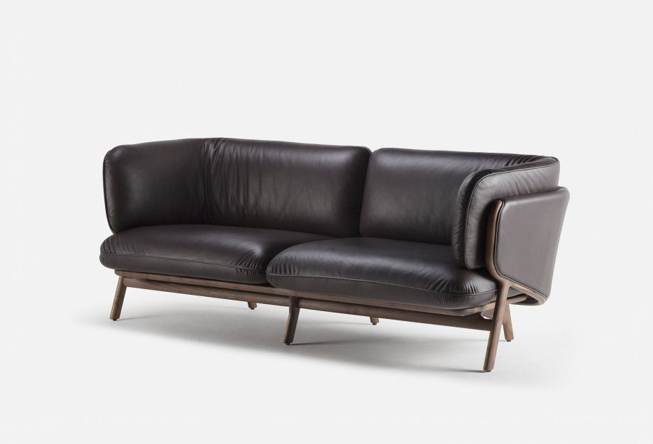Stanley Wide Sofa By Luca Nchetto