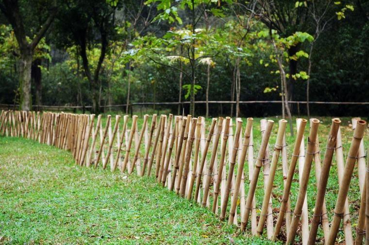 Cloture De Jardin En Bois 75 Idees Pour Faire Un Bon Choix