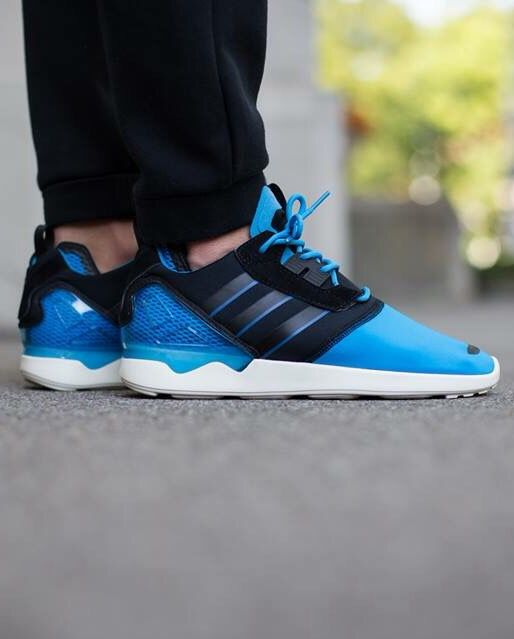 94bee8e89b1b adidas Originals ZX 8000 Boost  Solar Blue