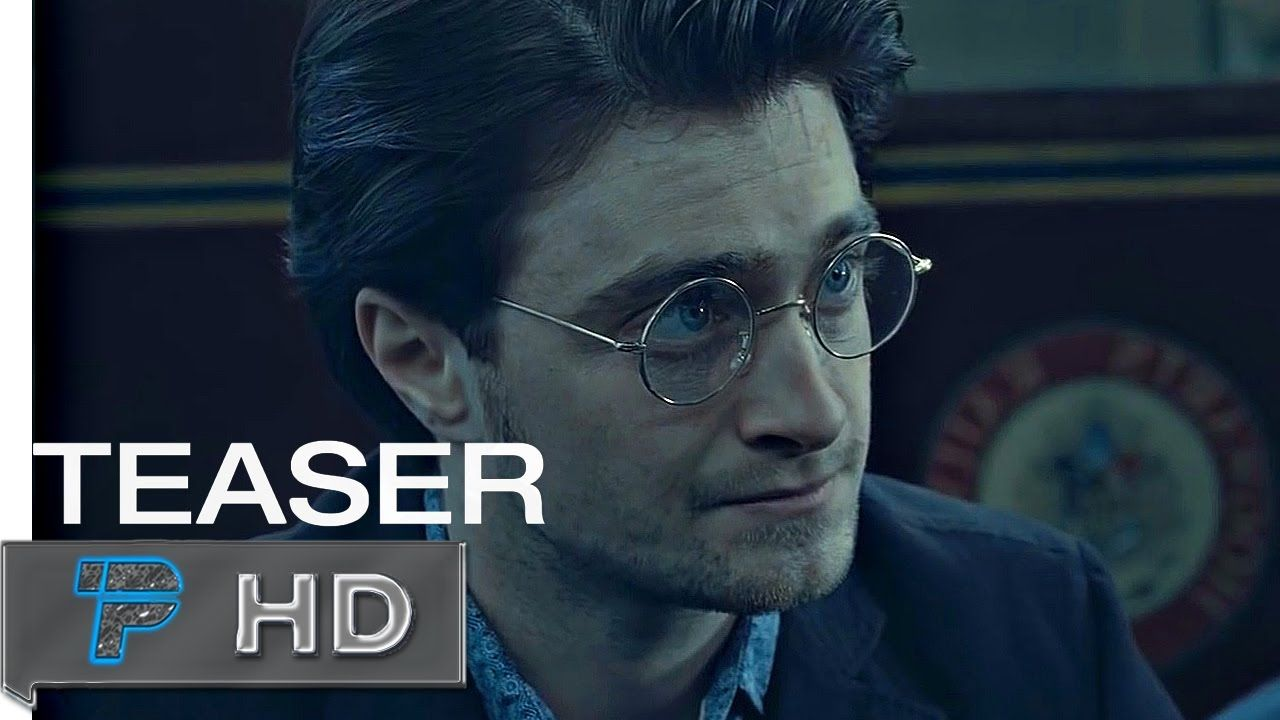 harry potter and the cursed child 2018 movie teaser
