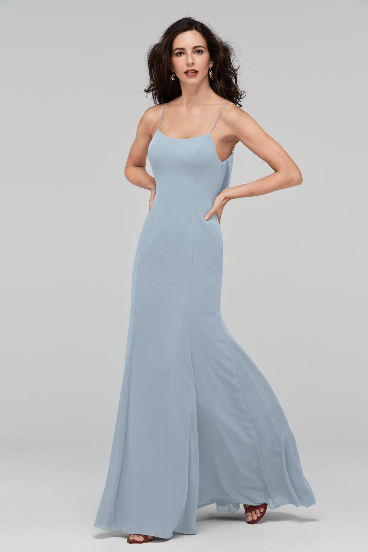 Melanie 3503 | Bridesmaids | Watters | TotesMarried | Pinterest