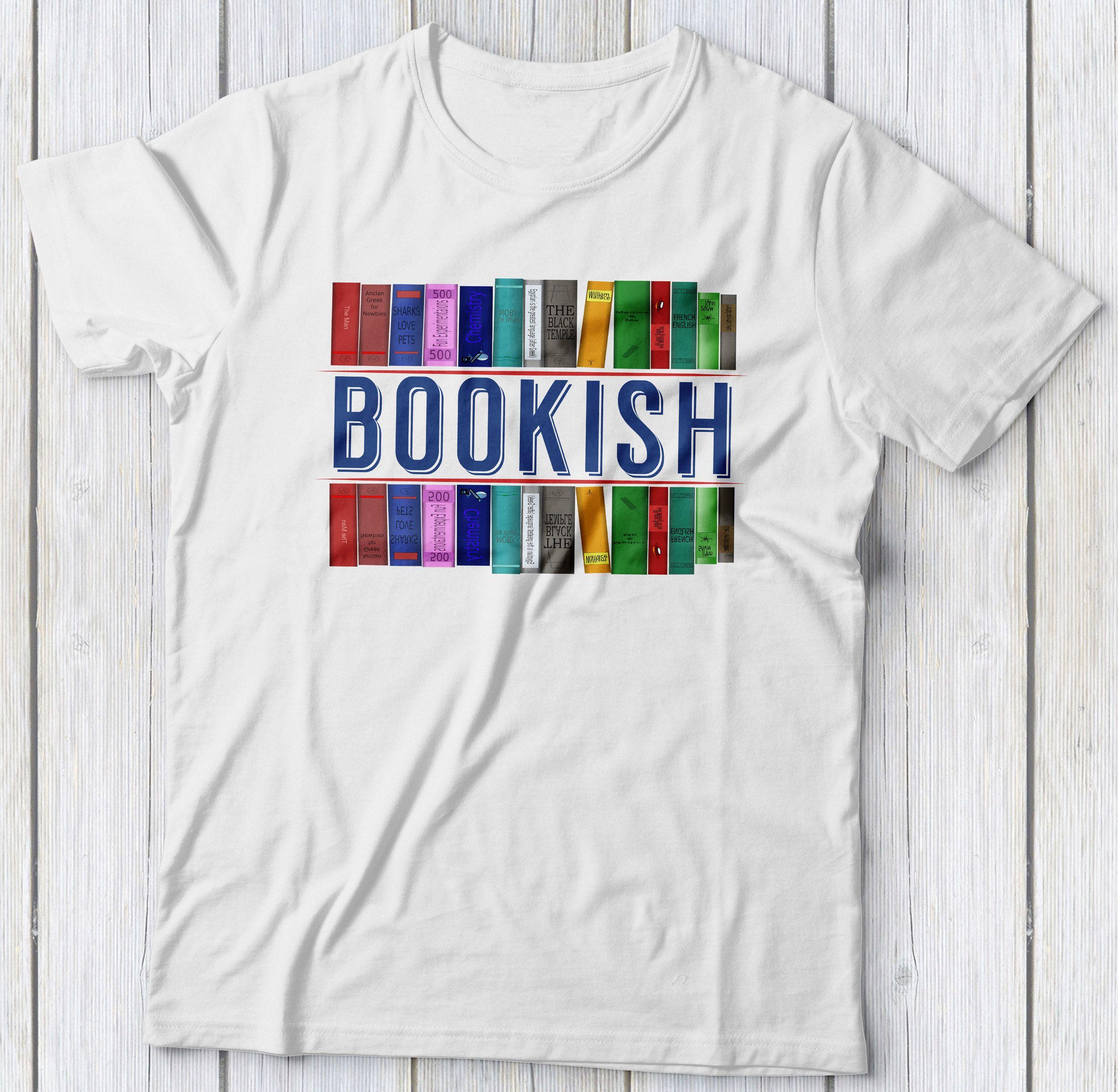 Bookish Tshirt Reading Shirt Shirts For Book Lover Etsy Reading Shirts Library Shirts Bookworm Shirt