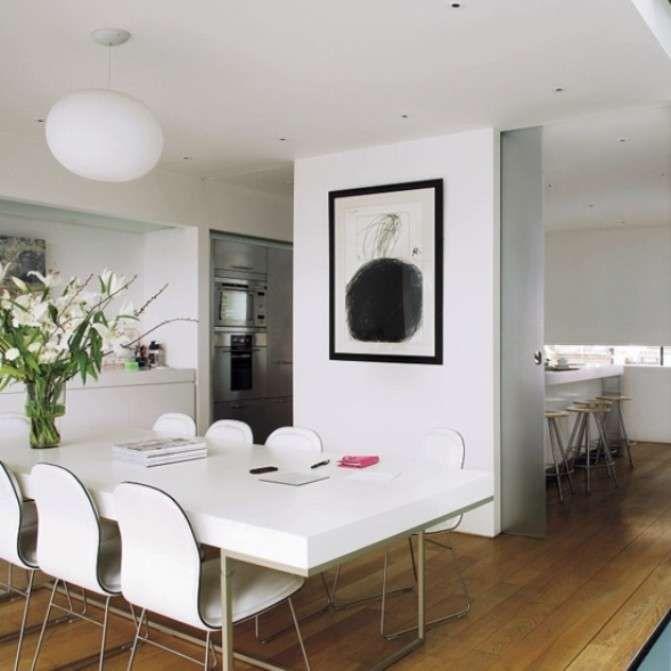 Cucina e soggiorno separati (Foto) | Design Mag nel 2020 ...