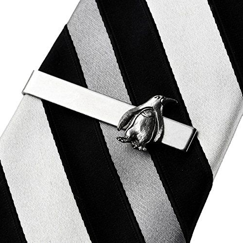Penguin Tie Clip, Business Gift, Wedding Present, Gift Box Included Quality Handcrafts Guaranteed http://www.amazon.com/dp/B00BWDEQZO/ref=cm_sw_r_pi_dp_cXkzwb1RB82GT