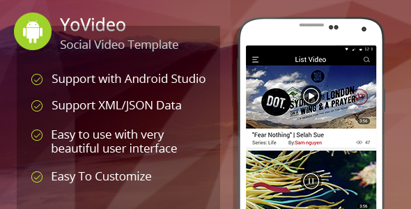 YoVideo - Social network of video (android) | Code Script