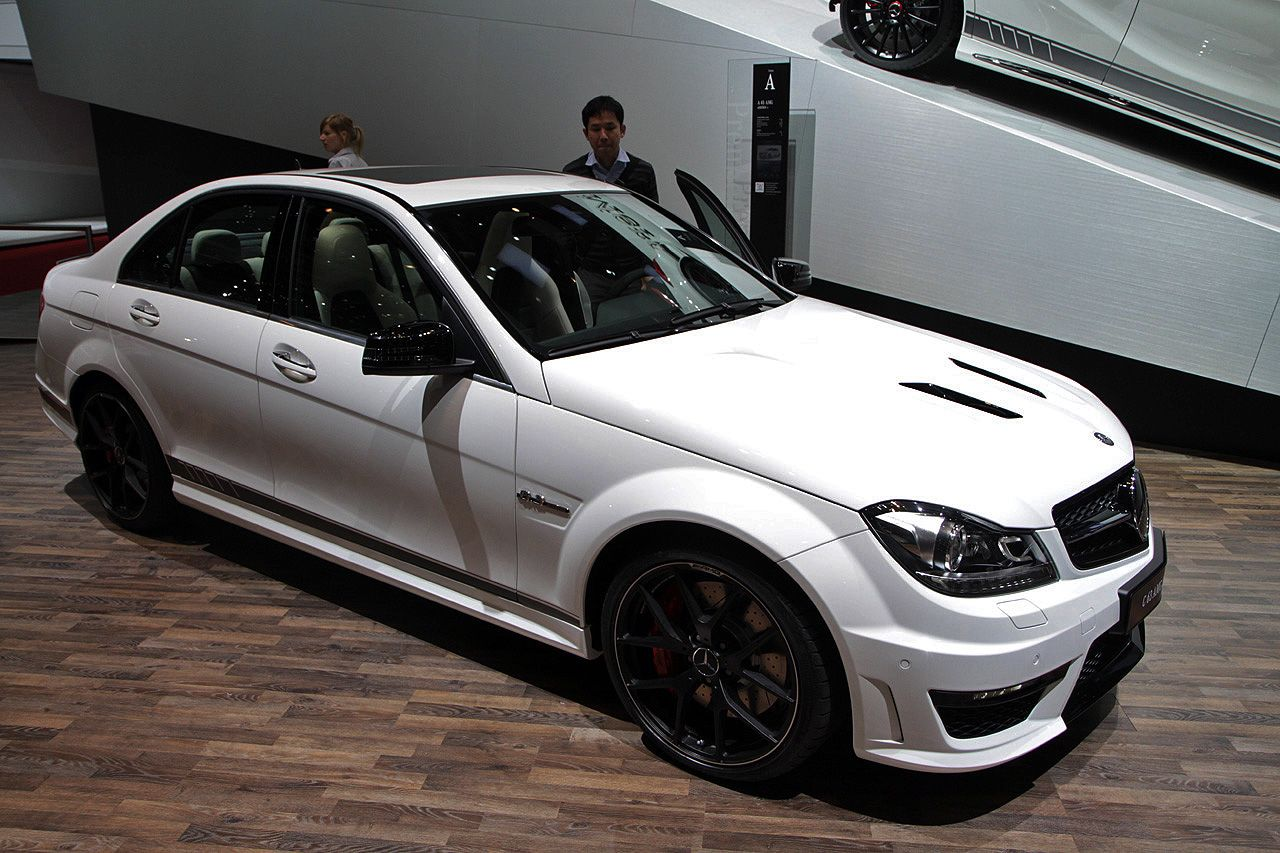 Apparently the owner of this mercedes c63 amg 507 edition for How much is a mercedes benz amg